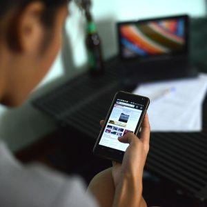smartphone focus