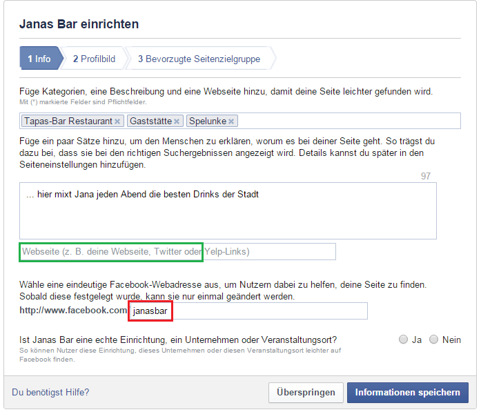 facebook_firmenseiten_beschreiben_wichtig