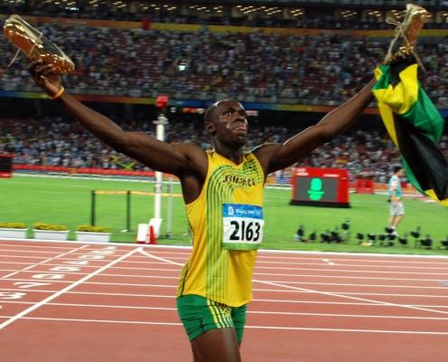 Usain Bolt: Ein Beispiel für Ambush Marketing