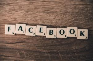 facebook-Buchstaben