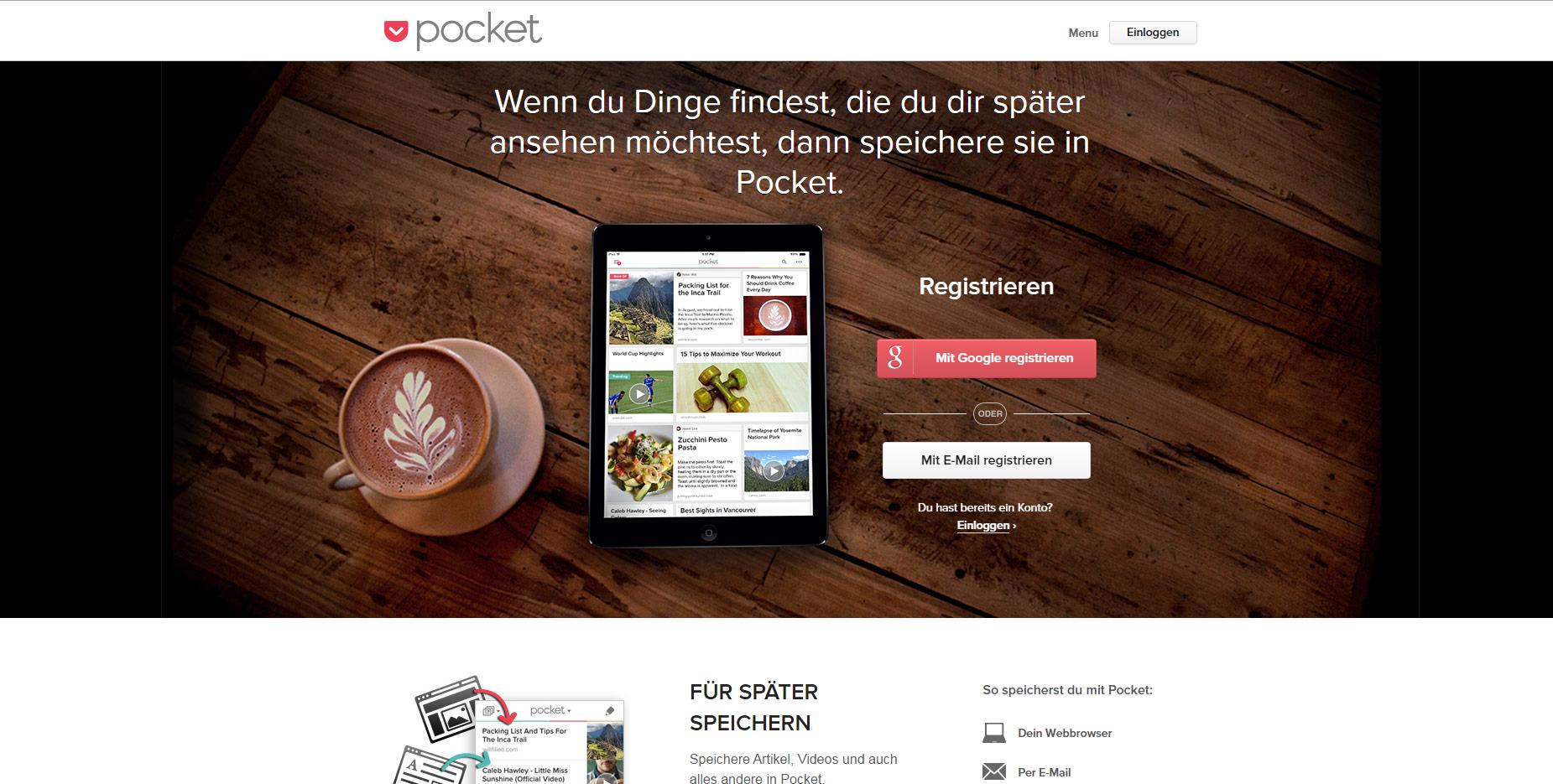 die besten Apps_Pocket