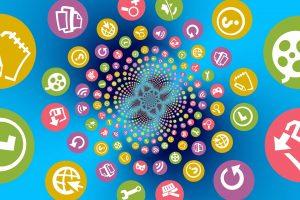 Social Media Kommunikation mit knappem Budget