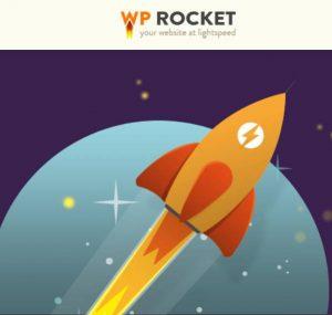 WP-Rocket Plugin zum Caching von WordPress