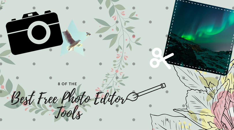 8 of the Best Free Photo Editor Tools