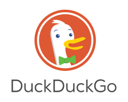 Logo DuckDuckGo Search Engine