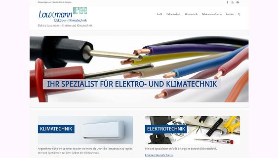 Elektro und Klimatechnik Lauxmann