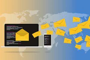 Marketing Automation findet meistens mit E-Mails statt