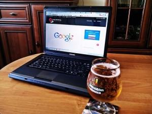 Google Werbung Bier
