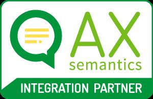 Awantego ist Integrations-Partner von AX Semantics