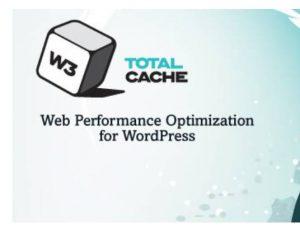 W3 Total Cache Plugin zur Optimierung von WordPress