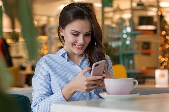 Das SEO achtet auch auf die Darstellung auf Mobilgeräten