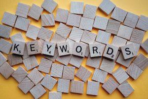 Keywords für Produktbeschreibungen