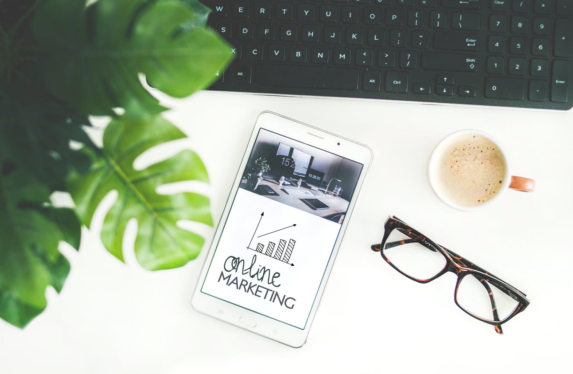 Online Marketing Kampagne