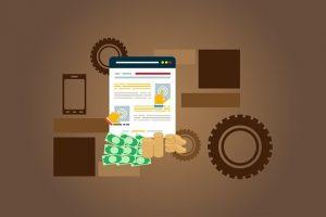 Produktpräsentation im Online Shop