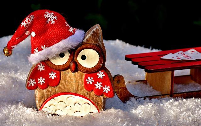 Weihnachten Online Handel