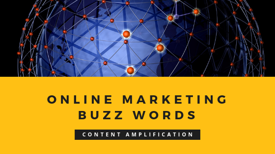 Picture for the Online Marketing Buzzwords Content Amplification