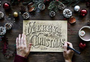 Weihnachtsgeschäft Online Shop