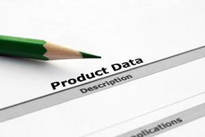Produkteigenschaften und Produktmerkmale