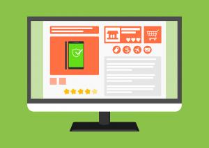 Artikelbeschreibungen im Online Shop