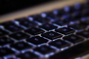 Tastatur_Blog schreiben für Online Shop