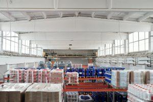 Produktlager/Produktportfolio