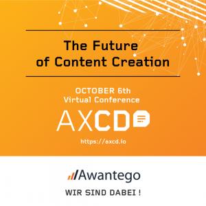 AXCD 2020: Die Content Konferenz